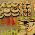 Sushi land...