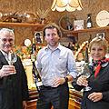 Quand l'Alsace des vins Wolfberger