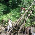 escaliers khmers