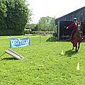 balade à cheval médiévale - Abbaye de Hambye (265)