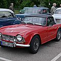 <b>Triumph</b> TR4.