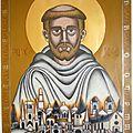 Saint françois d'aquitaine