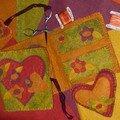 2007 - Nécessaire à couture - Cinammon patch