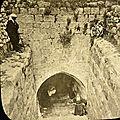 <b>voyage</b> en <b>terre</b> <b>sainte</b> 1870,La Porte dorée ,l'accès du Messie?