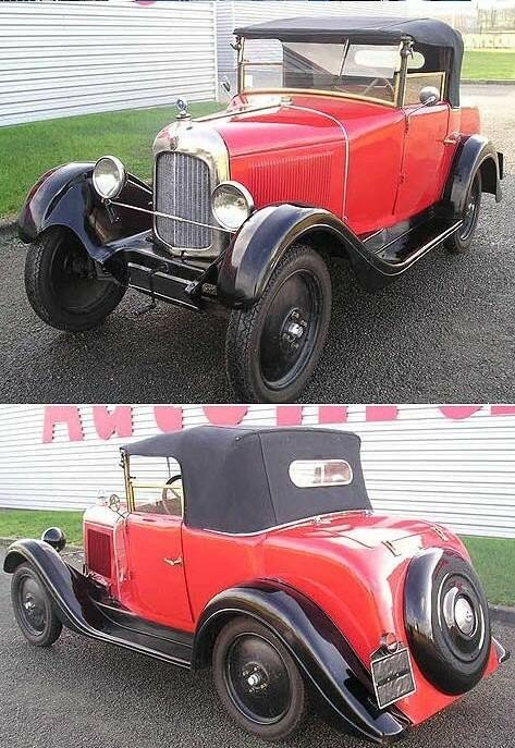 CITROEN - C3 - 1925