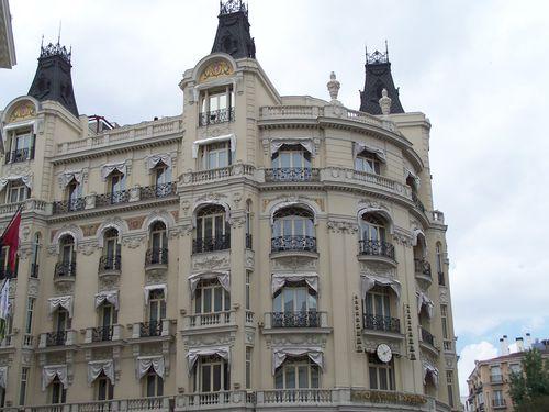Madrid-architecture