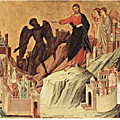 Évangile et Homélie du Dim 01 Mars 2020. Jésus fut conduit au <b>désert</b> par l'Esprit pour être tenté par le diable