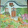 La Bretagne, peinture de moi