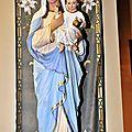 messe de noel a saint joseph de <b>cappelle</b> la <b>grande</b> 2012