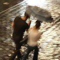 Un soir de pluie ... - Dijon - Mai 2007