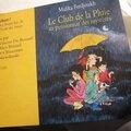 Chut ! je lis : le club de la pluie au pensionnat des mystères, de malika ferdjoukh