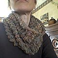 My first snood