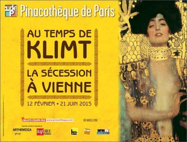 En marge de l'exposition consacrée à Gustav Klimt à Paris à la Pinacothèque de Paris : les oeuvres érotiques de Gustav Klimt ...