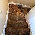 La métamorphose de l'escalier