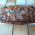 Betterave cake sans gluten, sans lait