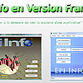 Nouveau site Epi Info en <b>version</b> <b>française</b>
