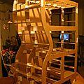 Les différentes étapes pour construire un <b>meuble</b> en <b>carton</b>