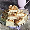 Gâteau Mderbal Ou Gâteau Sob Arachrach ou encore Gâteau à la confiture