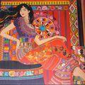 Latina, 60x60, 2008, VENDUE