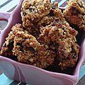 Rochers coco choco graines de sarrasin
