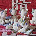 #crochet : amigurumi licornes