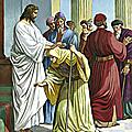 Evangile et <b>Homélie</b> du Lundi 24 octobre 2016. Jésus guerit une femme, possédée par un esprit qui la rendait infirme depuis 18ans
