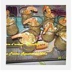 Mousse d'avocat - crevettes
