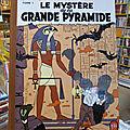 TT Golden Creek Blake & Mortimer 499 ex Mystère de la grande pyramide vol 1 <b>E</b>.<b>P</b>. <b>Jacobs</b> 390€