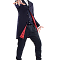 The costume of the doctor