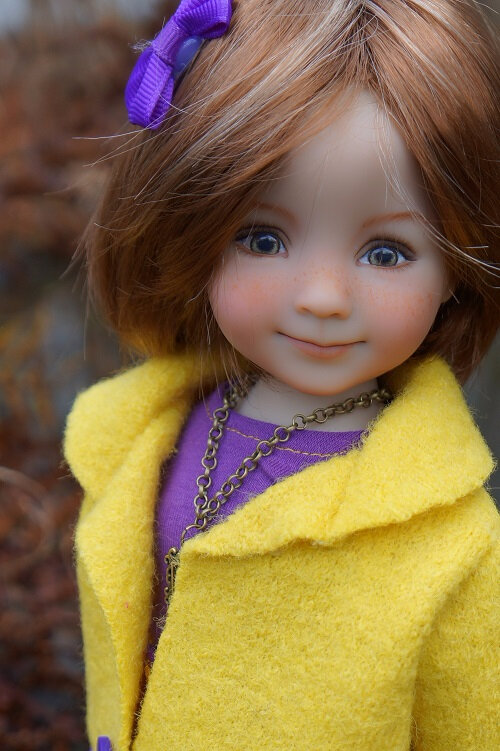 Du jaune pour Elysée , Little Darling de Géri Uribe