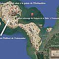 Mégalithes de noirmoutier, myrghèle la druidesse, saint filibert, l'ile d'her