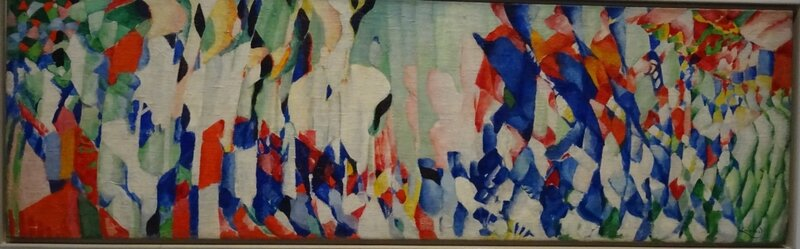Kupka La Foire (Contredanse) 1921-1922