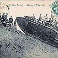 Le cousin - Avis aux <b>épiciers</b> du Creusot Super tank anglais