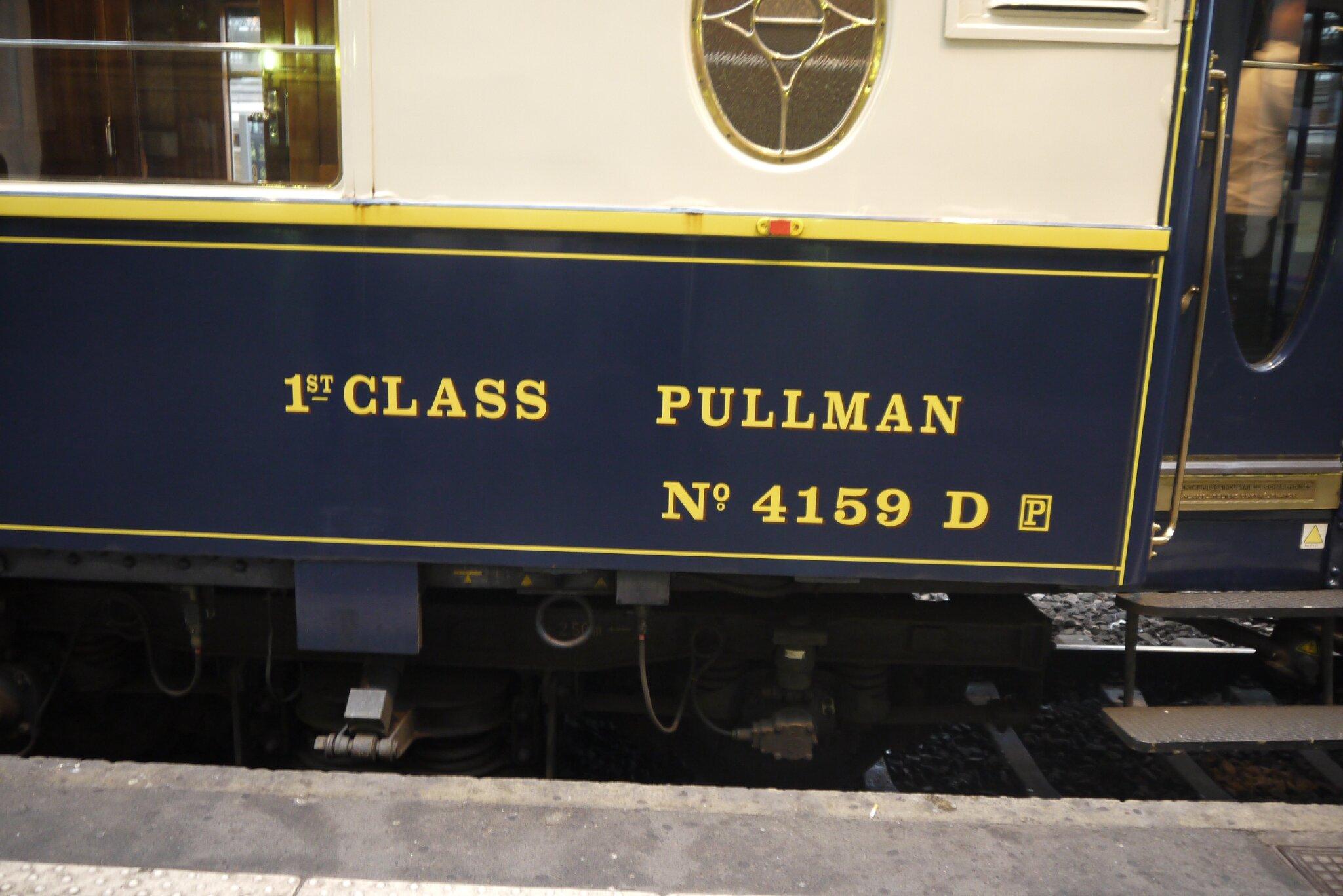 Voiture Pullman Flèche d'Or (Orient Express)