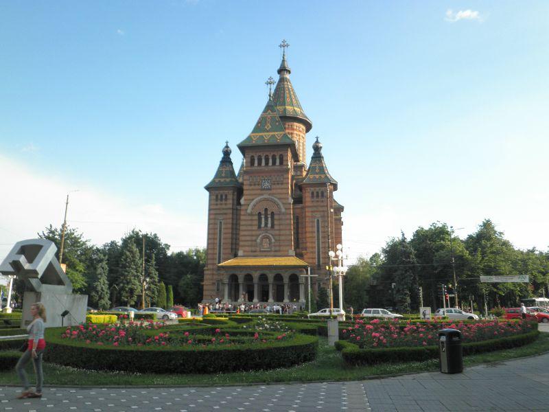 timisoara cathedrale