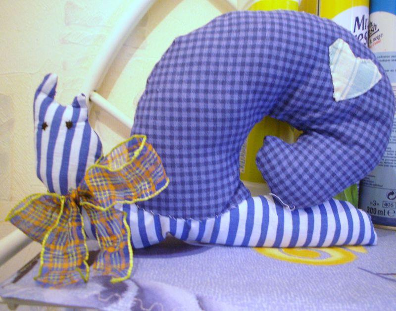 escargot bleu