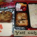 Bento 2 cakes