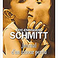 Journal d'un amour perdu d'Eric-Emmanuel Schmitt
