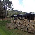 La villa romaine du casale