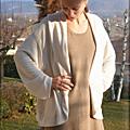 Veste kimono - noël home-made #6