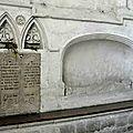 FecaTrin94Tombeau de Richard d'Argences septième abbé de Fécamp (1220-1223)
