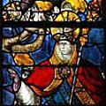Arbre de Jessé Saint évêque
