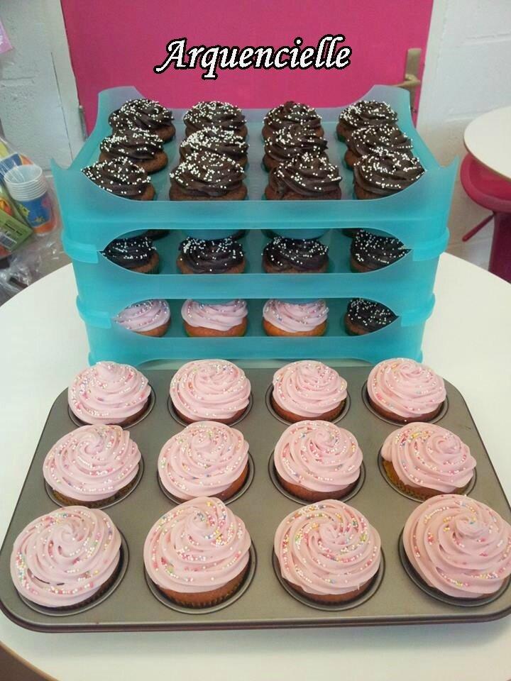 Cupcakes pour le collège