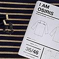 Ma marinière Osiris