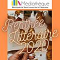 Acquisitions Rentrée 2020 (suite)