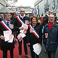 Manif Salon des maires 27 novembre 2014 (1)