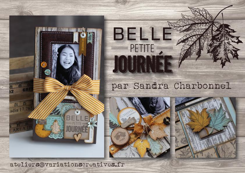 Formation Créatives Sandra Charbonnel