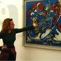 Visites en musées : Beaubourg (stagiaires formation continue)
