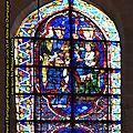 6 janvier 1169. Paix de Montmirail entre Henri II Plantagenêt et Louis VII roi de France médiateur de Thomas <b>Becket</b>.