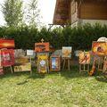 Aux Confins des couleurs exposition des élèves de l'atelier